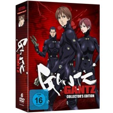 Gantz Collector's Edition DVD