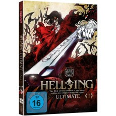 Hellsing Ultimate OVA Vol. 1 DVD-Edition