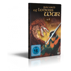 Record of Lodoss War Vol. 4