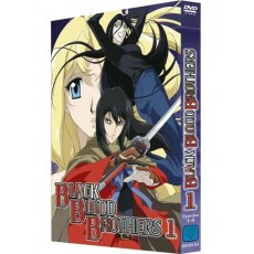 Black Blood Brothers Komplett-Set, Vol. 1 - 3