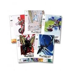 Eureka Seven First Season - Die ersten 5 DVD's