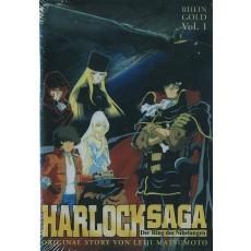 Harlock Saga, Shamanic Princess & Maho Tsukai Tai, 3 Komplett-Sets