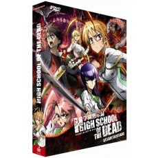 Highschool of the Dead - Exklusiv Box DVD