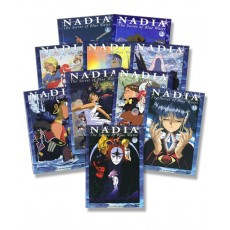 Nadia - The Secret of Blue Water Set Vol. 1-10
