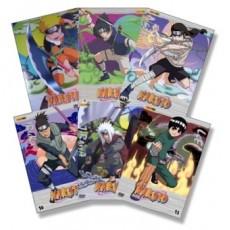 Naruto Set 2 / Vol. 7 bis 12
