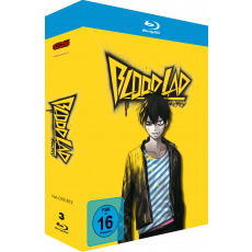 Blood Lad Komplett-Set Blu-ray Edition (Volume 1 - 3 im Schuber)