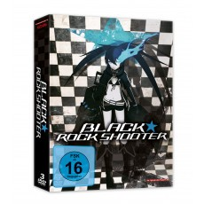 Black Rock Shooter DVD Edition