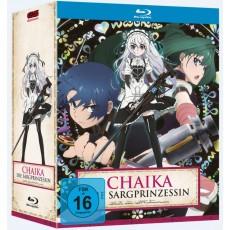 Chaika - Die Sargprinzessin – Vol. 1 inkl. Sammelschuber - Blu-ray-Edition