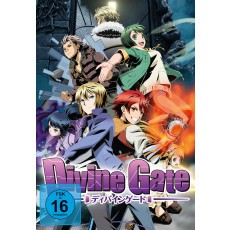 Divine Gate – Komplett-Set inkl. Sammelschuber - DVD-Edition