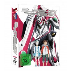 Eureka Seven - Vol. 1 DVD-Edition