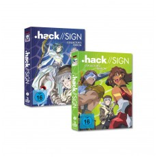 .hack//SIGN - Bundle Vol. 1 + 2 - Collector's Edition DVD