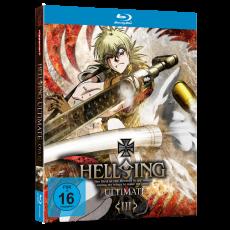 Hellsing Ultimate OVA Vol. 3 Blu-ray-Edition (optional mit exklusivem T-Shirt!)