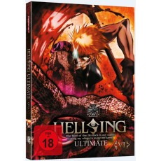 Hellsing Ultimate OVA Vol. 6 DVD-Edition (optional mit exklusivem T-Shirt!)*