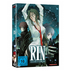 RIN -Daughters of Mnemosyne- DVD