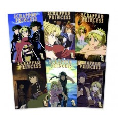 Scrapped Princess Komplett-Set, Vol. 01 - 06 DVD