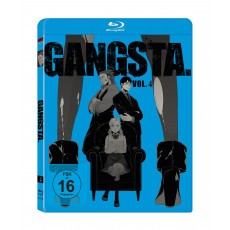 GANGSTA. – Vol. 4 - Blu-ray-Edition