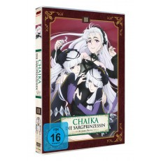 Chaika - Die Sargprinzessin - Avenging Battle (Staffel 2) – Vol. 3 - DVD-Edition