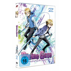 Divine Gate – Vol. 2 - DVD-Edition