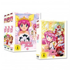 Wedding Peach Mega-Bundle (alle 3 DVD-Boxen + DX)